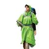 Sea to Summit NYLON WATERPROOF TARP-PONCHO Unisex - GREEN