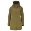 FRILUFTS SAKATA  COAT WOMEN Naiset - OLIVE NIGHT