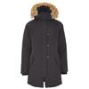 FRILUFTS BROBY PADDED COAT WOMEN Naiset - CAVIAR