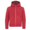 FRILUFTS VORMSI FLEECE JACKET KIDS Lapset - RED BUD