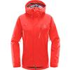 Haglöfs ASTRAL JACKET WOMEN Naiset - REAL RED