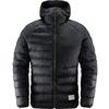 Haglöfs DALA MIMIC HOOD MEN Miehet - TRUE BLACK