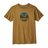 M' S FITZ ROY SCOPE ORGANIC T-SHIRT 1