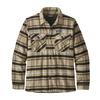 M' S INSULATED FJORD FLANNEL JACKET 1