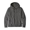Patagonia M' S P-6 LABEL LW FULL-ZIP HOODY Miehet - FORGE GREY