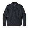 Patagonia M' S RECYCLED WOOL BOMBER JKT Miehet - CLASSIC NAVY