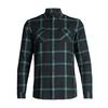 MENS LODGE LS FLANNEL SHIRT 1