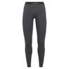 Icebreaker WMNS 260 ZONE LEGGINGS Naiset - JET HTHR/BLACK/SNOW