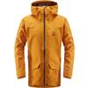 Haglöfs GRYM EVO JACKET MEN Miehet - DESERT YELLOW