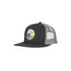 Marmot MARMOT TRUCKER Unisex - BLACK/DARK STEEL