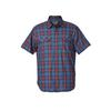 MERINOLUX PLAID S/S 1