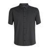 Icebreaker MENS COMPASS SS SHIRT Miehet - MONSOON