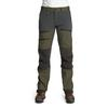 Is Not Enough ATHENA TREKKING PRO PANTS Naiset - FOREST NIGHT