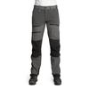 Is Not Enough ATHENA TREKKING PRO PANTS Naiset - DARK SHADOW
