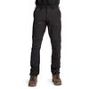 Is Not Enough CREON SOFTSHELL PANTS Miehet - JET BLACK