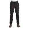 Is Not Enough MAIA SOFTSHELL PANTS Naiset - JET BLACK