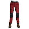 Is Not Enough MEDEA TREKKING PANTS Naiset - MERLOT