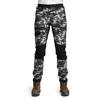 Is Not Enough MEDEA TREKKING PANTS Naiset - PEWTER CAMOUFLAGE