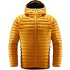 Haglöfs ESSENS MIMIC HOOD MEN Miehet - DESERT YELLOW/MINERA