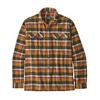 Patagonia M' S L/S FJORD FLANNEL SHIRT Miehet - OBSERVER: WREN GOLD