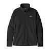 Patagonia W' S BETTER SWEATER JKT Naiset - BLACK