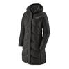 Patagonia W' S DOWN WITH IT PARKA Naiset - BLACK