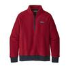 Patagonia W' S WOOLYESTER FLEECE P/O Naiset - MOLTEN LAVA