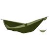 Ticket To The Moon KINGSIZE HAMMOCK - GREEN/KHAKI