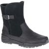 Merrell ICEPACK GUIDE MID BUCKLE WP Naiset - BLACK