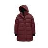 Canada Goose ALLISTON COAT Naiset - ELDERBERRY