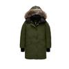 Canada Goose ELLESMERE PARKA Naiset - MILITARY GREEN