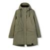 Tretorn RAIN JACKET FROM THE SEA PADDED W Naiset - SEAGRASS