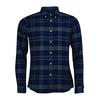 Barbour HIGHLAND CHECK 19 TAILORED Miehet - GREY MARL