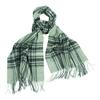 Barbour LONNEN CHECK WRAP Naiset - MONOCHROME