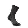 Alpacasocks ALPACASOCKS 3-P Unisex - ANTRACITE MELANGE/BLACK