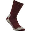 Alpacasocks ALPACASOCKS 3-P Unisex - BURGUNDY/NATURAL