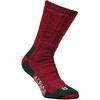Alpacasocks ALPACASOCKS 3-P Unisex - RED/PINE GREEN