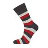 Bola EVERYDAY MERINO SOCK Unisex - BLACKWHITERED