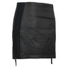 Skhoop REBECKA DOWN SKIRT Naiset - BLACK