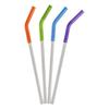 Klean Kanteen STRAW 4 PACK - 8MM - MULTI COLOR