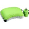 Cocoon AIR-CORE HOOD/CAMP PILLOW - WASABI/GREY
