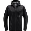Haglöfs L.I.M JACKET MEN Miehet - TRUE BLACK