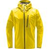 Haglöfs L.I.M JACKET MEN Miehet - SIGNAL YELLOW
