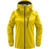 Haglöfs L.I.M JACKET WOMEN Naiset - SIGNAL YELLOW