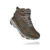 Hoka One One W CHALLENGER MID GORE-TEX Naiset - MAJOR BROWN / HEATHER