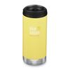Klean Kanteen TKWIDE 355ML CAFE CAP - BUTTERCUP