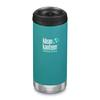 Klean Kanteen TKWIDE 355ML CAFE CAP - EMERALD BAY