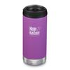 Klean Kanteen TKWIDE 355ML CAFE CAP - BERRY BRIGHT