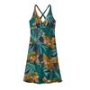 Patagonia W' S AMBER DAWN DRESS Naiset - THE COTTON WILD BIG: NEW NAVY