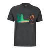 Marmot TREK TEE SS Miehet - CHARCOAL HEATHER